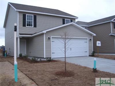 Savannah Single Family Home For Sale: 159 Ristona Drive