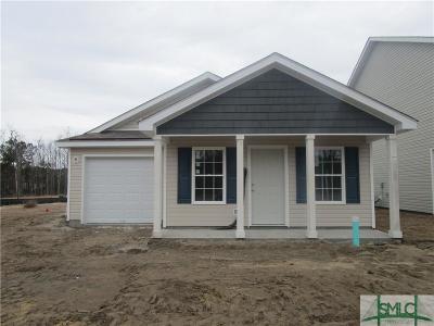 Savannah Single Family Home For Sale: 161 Ristona Drive