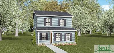 Savannah Single Family Home For Sale: 155 Ristona Drive