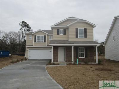 Savannah Single Family Home For Sale: 134 Ristona Drive