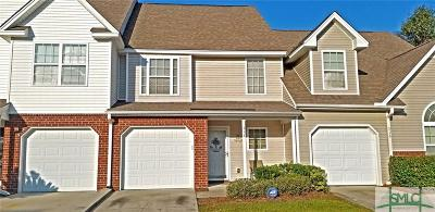 Pooler Condo/Townhouse For Sale: 314 Gallery Way