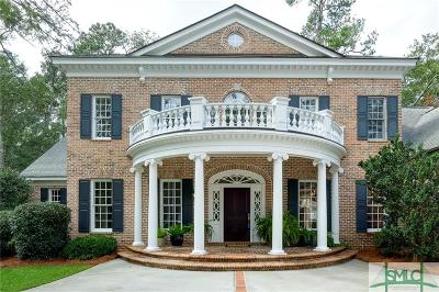 Savannah Single Family Home For Sale: 4 Hibernia Road