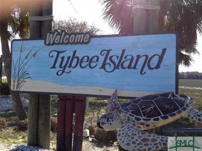 Tybee Island GA Residential Lots & Land For Sale: $259,000