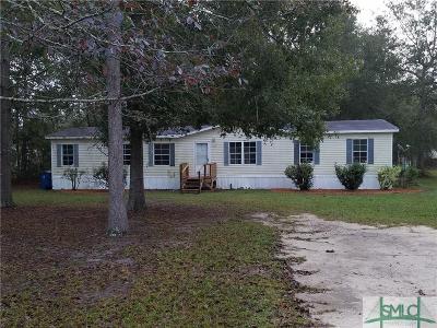 Guyton GA Mobile Home For Sale: $42,900