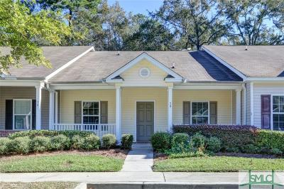 Savannah Condo/Townhouse For Sale: 78 Falkland Avenue
