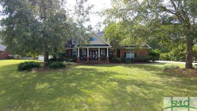 Rincon Single Family Home For Sale: 118 Cambridge Drive