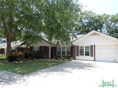Savannah Single Family Home For Sale: 112 Penn Station