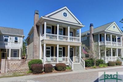 Savannah Condo/Townhouse For Sale: 9 Turnbull Lane