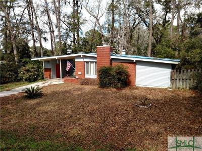 Savannah Single Family Home For Sale: 1336 Crossbrook Place