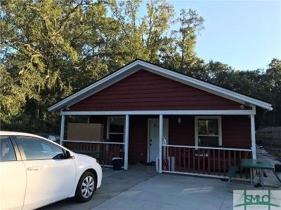 Savannah Single Family Home For Sale: 1045 Dutchtown Road