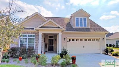 Pooler Condo/Townhouse For Sale: 167 Kingfisher Circle