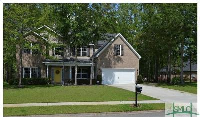 Rincon Single Family Home For Sale: 329 Saint Andrews Road