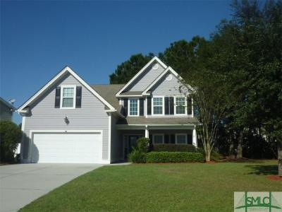 Pooler Single Family Home For Sale: 69 Gateway Drive