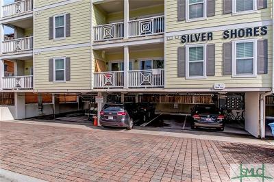 Tybee Island Condo/Townhouse For Sale: 18 Silver Avenue #3