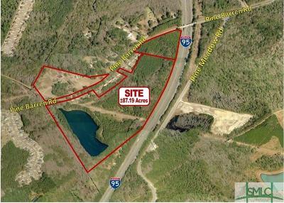 Pooler Residential Lots & Land For Sale: 516-527 Pine Barren Road