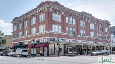 Savannah Condo/Townhouse For Sale: 122 W Broughton Street #307