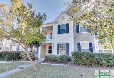 Pooler Condo/Townhouse For Sale: 313 Hitching Post Lane