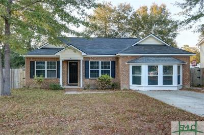 Rincon Single Family Home For Sale: 202 Mikal Street