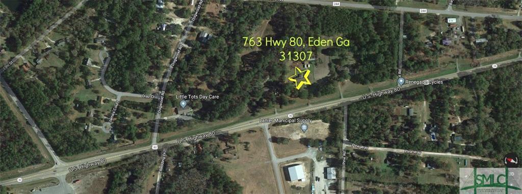 763 Hwy 80, Eden, GA, 31307, Eden Home For Sale