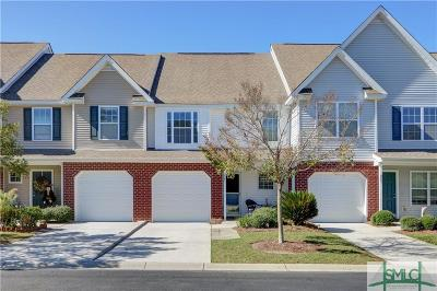 Pooler Condo/Townhouse For Sale: 227 Opus Court