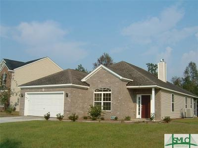 Pooler Single Family Home For Sale: 10 Old Bridge Drive