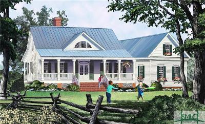Savannah Single Family Home For Sale: 17 Coffee Woods Drive