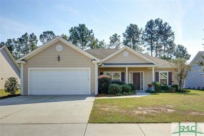 Pooler Single Family Home For Sale: 74 Gateway Drive
