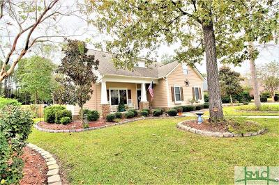 Guyton Single Family Home For Sale: 113 Settlers Point Drive