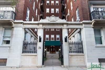 Savannah Condo/Townhouse For Sale: 24 E Liberty Street #6