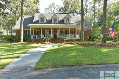 Savannah Single Family Home For Sale: 10 Netherclift Lane