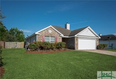 Savannah Single Family Home For Sale: 108 W Tahoe Drive