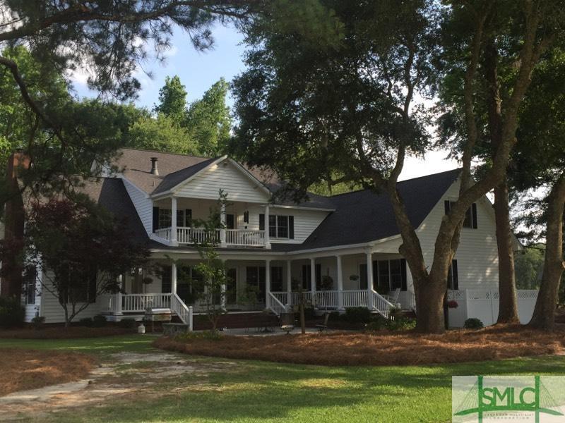 1150 Ga 17, Guyton, GA, 31312, Guyton Home For Sale