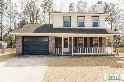 Allenhurst Single Family Home For Sale: 205 Pamela Drive