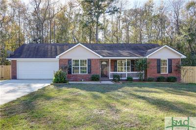 Rincon Single Family Home For Sale: 46 Rachel Court