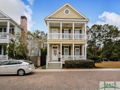 Savannah Single Family Home For Sale: 4 Turnbull Lane