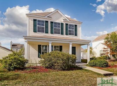 Savannah Single Family Home For Sale: 29 Godley Park Way