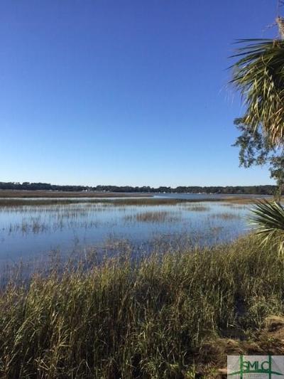 Savannah Residential Lots & Land For Sale: 6 Spring Marsh Circle