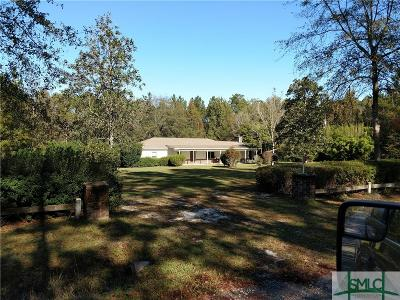 Rincon Single Family Home For Sale: 417 Exley Loop Loop