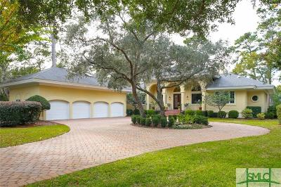Savannah Single Family Home For Sale: 12 Stargrass Retreat