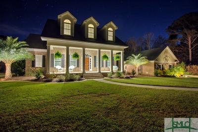 Rincon Single Family Home For Sale: 116 Gordon B Hinckley