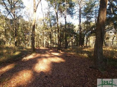 Richmond Hill Residential Lots & Land For Sale: 300 Ogeechee Lane #Lot 277