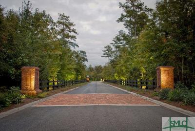 Richmond Hill Residential Lots & Land For Sale: 121 Hawk Island Circle