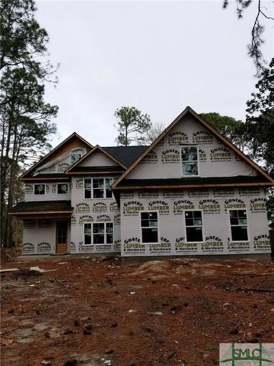 Savannah Single Family Home For Sale: 2 E 66th Street