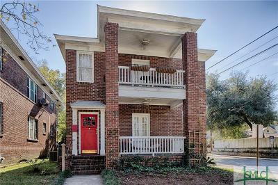 Savannah Multi Family Home For Sale: 201 E 48th Street