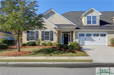 Pooler Condo/Townhouse For Sale: 105 Sullivan Place
