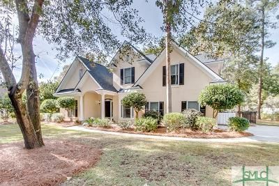 Savannah Single Family Home For Sale: 3 Baysprings Point