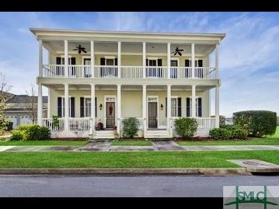 Port Wentworth Multi Family Home For Sale: 305 Dogwood Circle