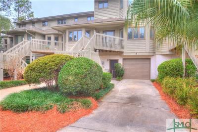 Savannah Condo/Townhouse For Sale: 4 Egrets Nest Drive