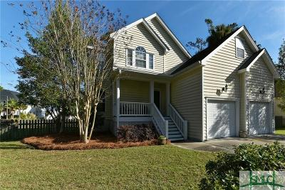 Savannah GA Single Family Home For Sale: $349,000