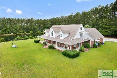 Single Family Home For Sale: 3501 Hwy 21 N